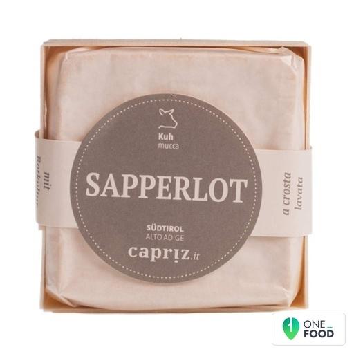 Soft Cheese Sapperlot Capriz 200 G